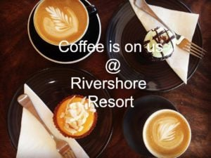 Free Coffee with Boat and Jetski licence