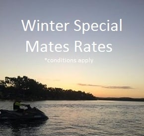 Limited Time Only, Book a Boat, Jetski or Combined licence course with a friend and you will both get a massive 25% off!