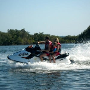 Jet ski licence from Licence to Boat Sunshine Coast on the Maroochy River, Maroochydore