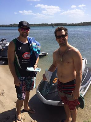 New licenses! Congratulations Josh and Christoph, nice work!