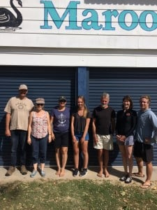 Maroochydore sailing Club members finish their boat licence (RMDL) with Licence to Boat