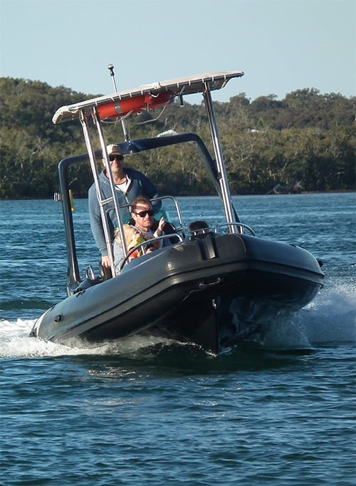 Boat and Jetski licensing Sunshine Coast